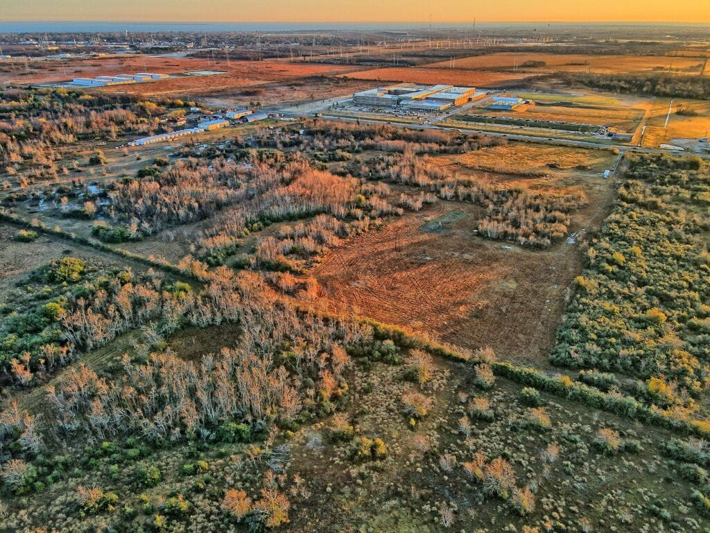 18.8 Acres of Land for Sale Texas City Texas